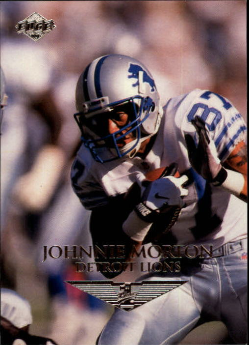 1999 Collector's Edge First Place #56 Johnnie Morton