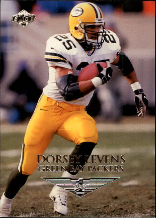1999 Collector's Edge First Place #62 Dorsey Levens