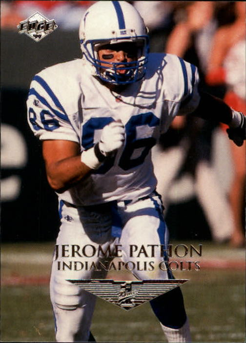 1999 Collector's Edge First Place #66 Jerome Pathon