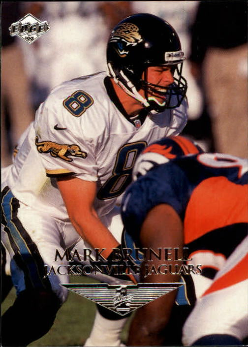 1999 Collector's Edge First Place #67 Mark Brunell