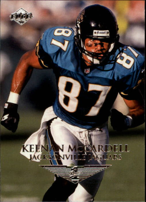 1999 Collector's Edge First Place #68 Keenan McCardell