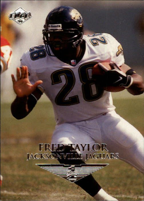 1999 Collector's Edge First Place #70 Fred Taylor