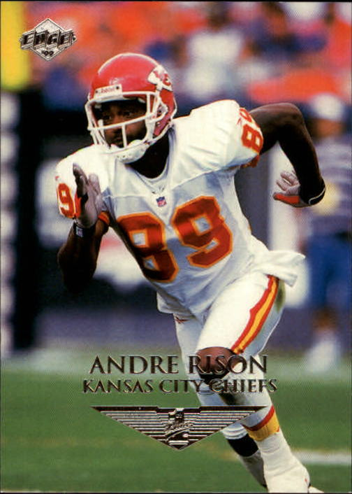 1999 Collector's Edge First Place #76 Andre Rison
