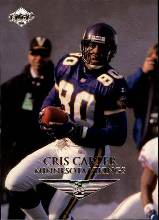 1999 Collector's Edge First Place #82 Cris Carter