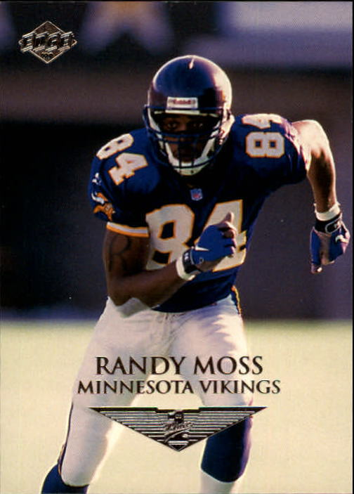 1999 Collector's Edge First Place #85 Randy Moss