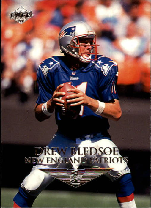 1999 Collector's Edge First Place #88 Drew Bledsoe