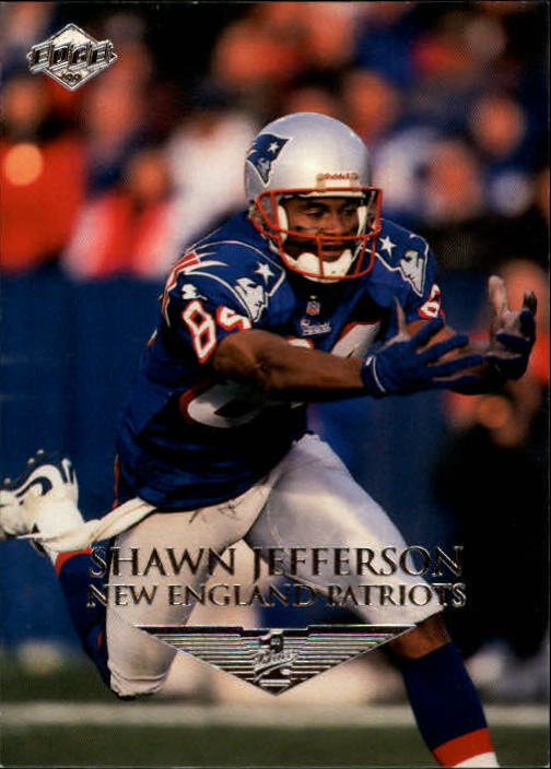 1999 Collector's Edge First Place #92 Shawn Jefferson