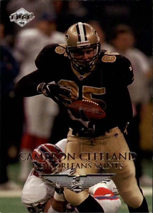 1999 Collector's Edge First Place #93 Cameron Cleeland