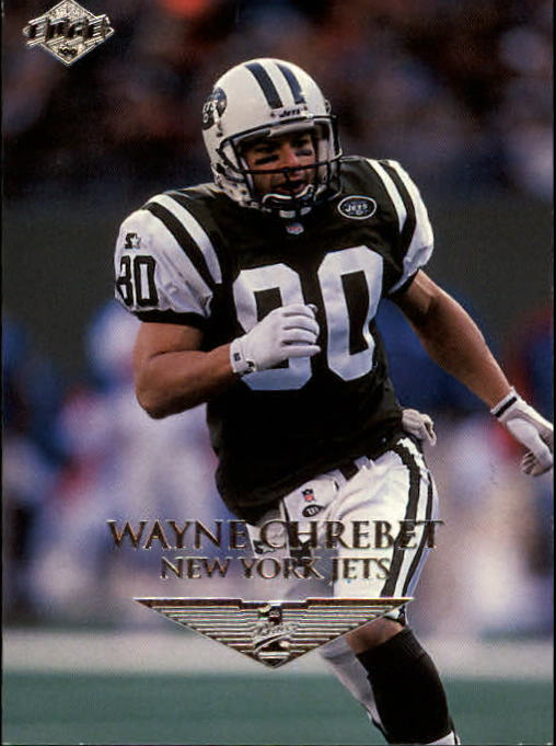 1999 Collector's Edge First Place #102 Wayne Chrebet