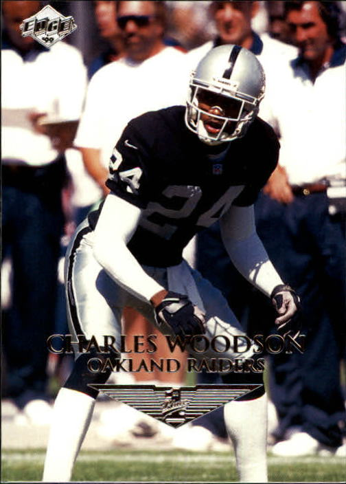 1999 Collector's Edge First Place #112 Charles Woodson