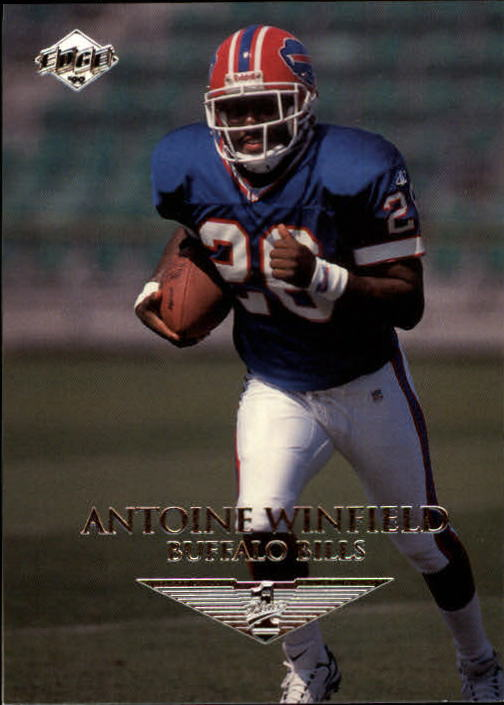 1999 Collector's Edge First Place #155 Antoine Winfield RC