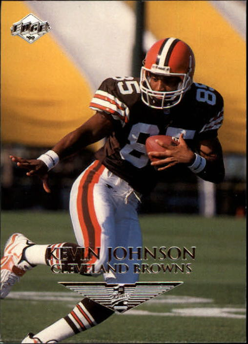 1999 Collector's Edge First Place #161 Kevin Johnson RC