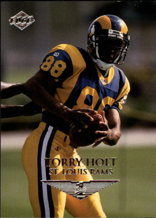 1999 Collector's Edge First Place #189 Torry Holt RC