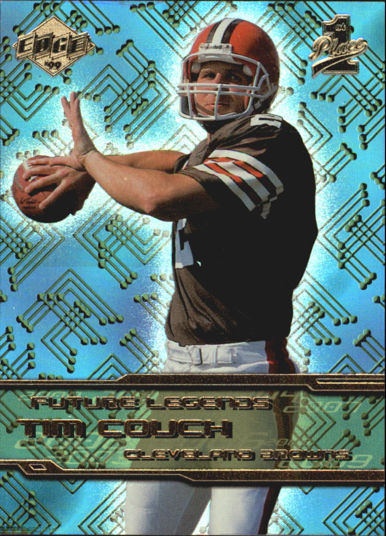 1999 Collector's Edge First Place Future Legends #FL1 Tim Couch