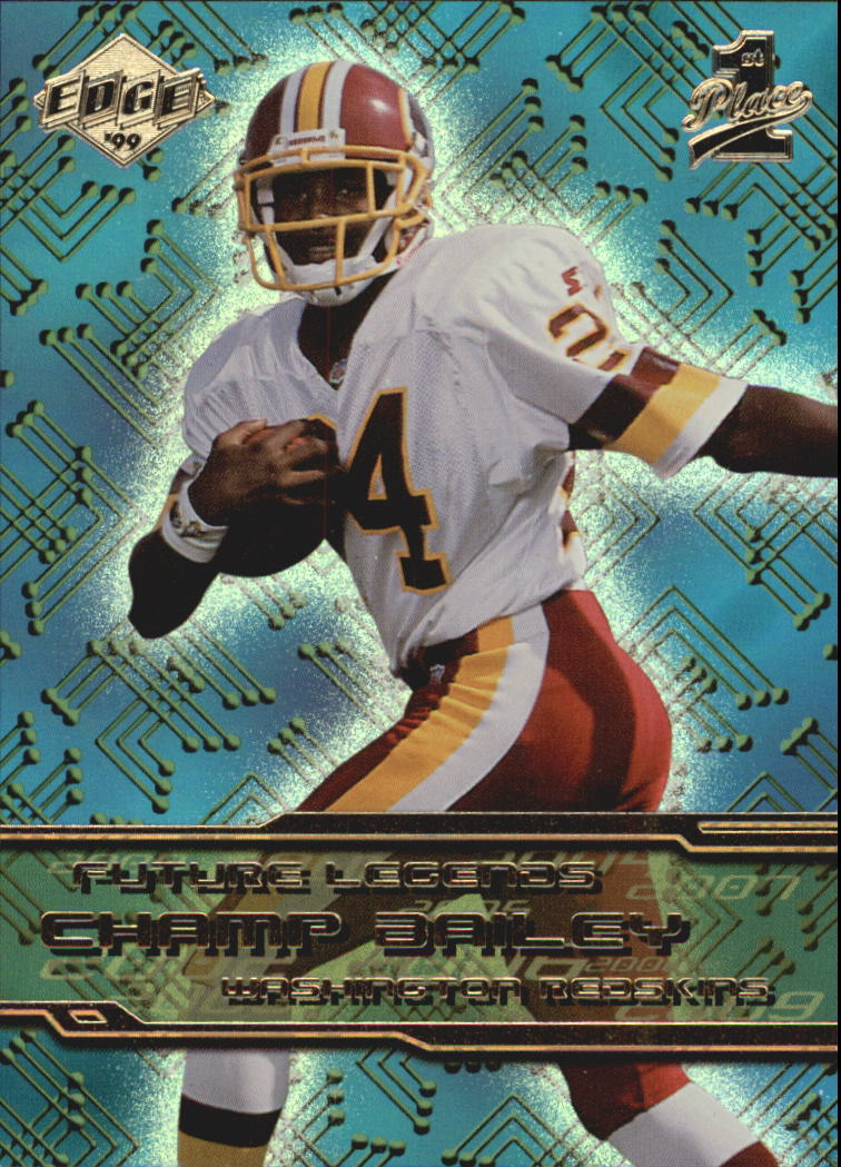 1999 Collector's Edge First Place Future Legends #FL7 Champ Bailey
