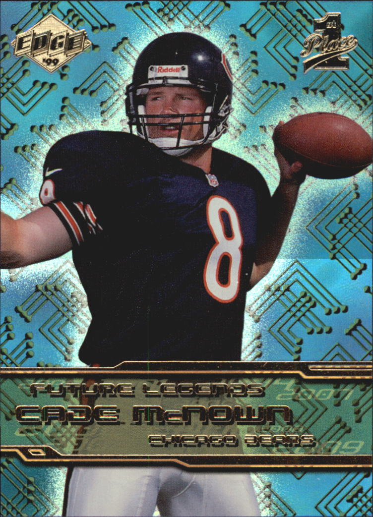 1999 Collector's Edge First Place Future Legends #FL10 Cade McNown