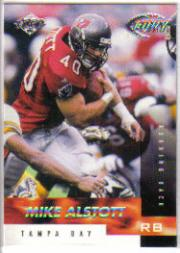 1999 Collector's Edge Fury #6 Mike Alstott