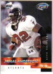 1999 Collector's Edge Fury #7 Jamal Anderson