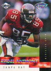 1999 Collector's Edge Fury #8 Reidel Anthony