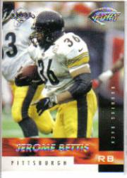 1999 Collector's Edge Fury #12 Jerome Bettis