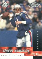 1999 Collector's Edge Fury #16 Drew Bledsoe