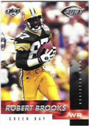 1999 Collector's Edge Fury #18 Robert Brooks