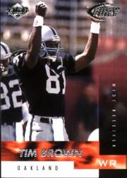 1999 Collector's Edge Fury #20 Tim Brown