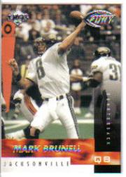 1999 Collector's Edge Fury #22 Mark Brunell