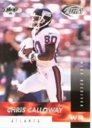 1999 Collector's Edge Fury #23 Chris Calloway
