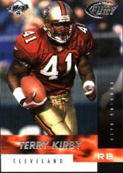 1999 Collector's Edge Fury #79 Terry Kirby