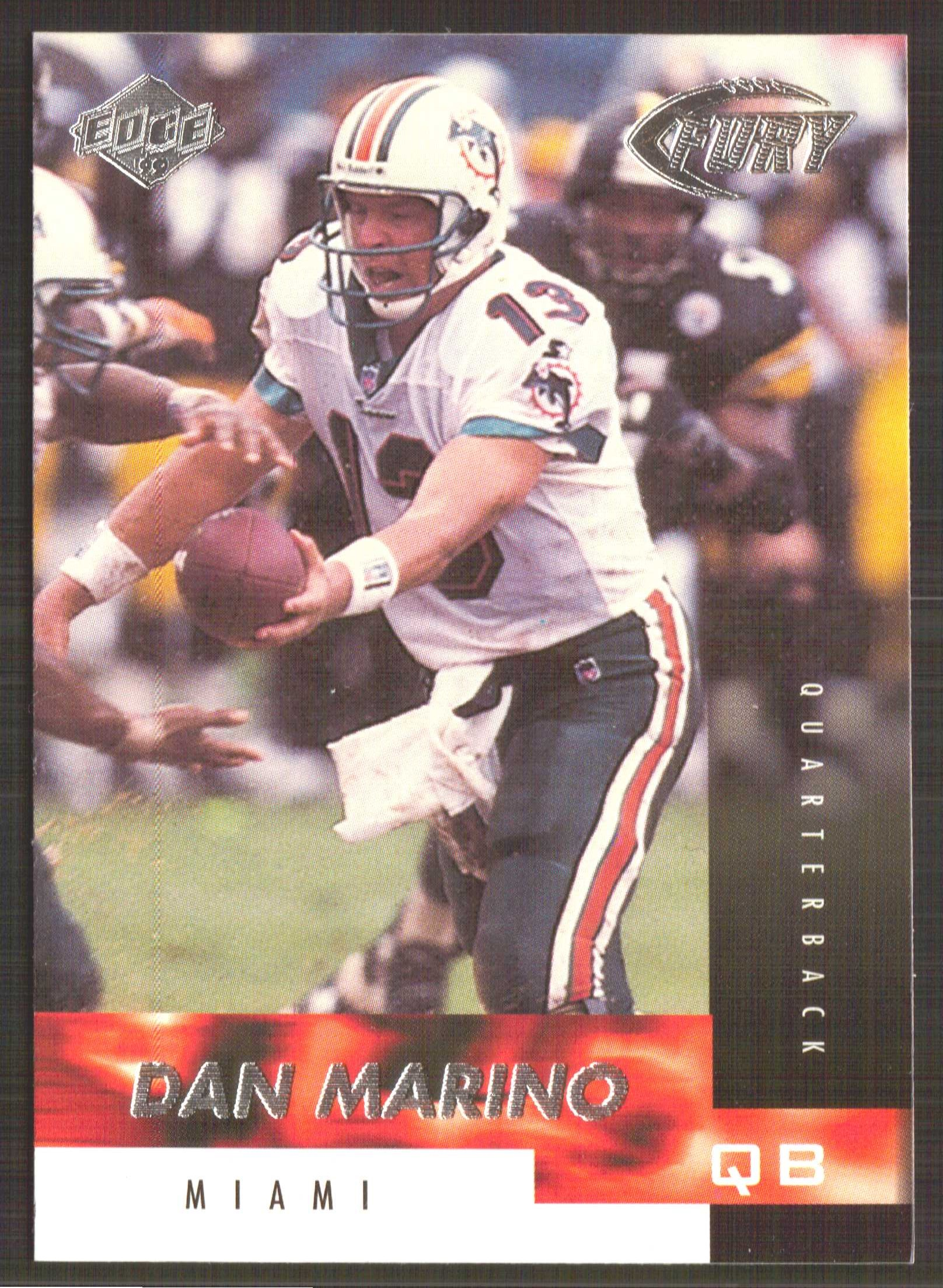 1999 Collector's Edge Fury #90 Dan Marino front image