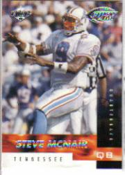1999 Collector's Edge Fury #97 Steve McNair