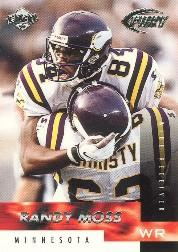 1999 Collector's Edge Fury #103 Randy Moss