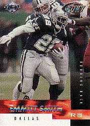 1999 Collector's Edge Fury #126 Emmitt Smith