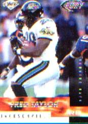 1999 Collector's Edge Fury #136 Fred Taylor
