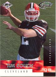 1999 Collector's Edge Fury #161 Tim Couch RC