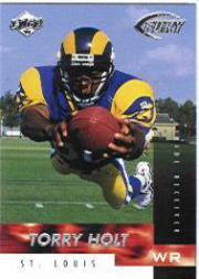 1999 Collector's Edge Fury #170 Torry Holt RC