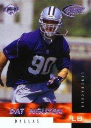 1999 Collector's Edge Fury #189 Dat Nguyen RC