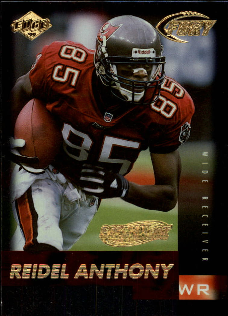 1999 Collector's Edge Fury Gold Ingot #8 Reidel Anthony