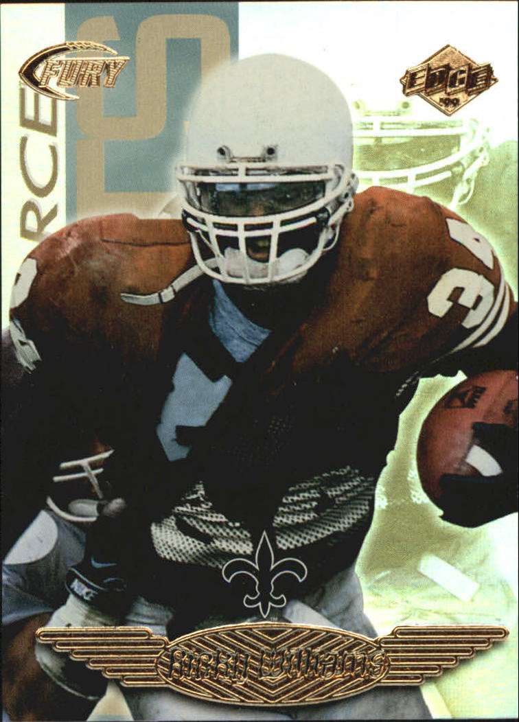 1999 Collector's Edge Fury Heir Force #HF20 Ricky Williams