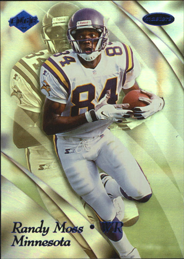 1999 Collector's Edge Masters #110 Randy Moss