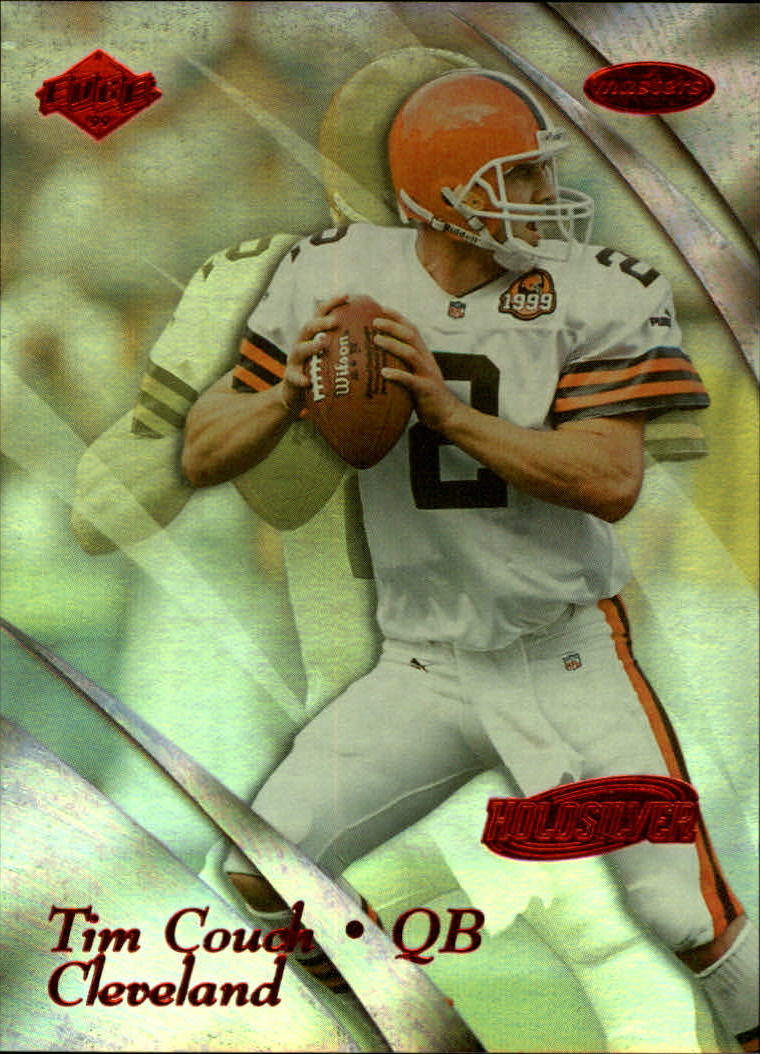 1999 Collector's Edge Masters HoloSilver #47 Tim Couch
