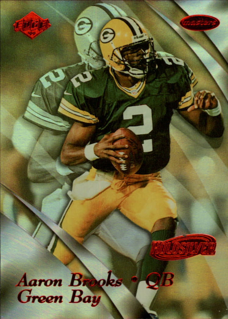 1999 Collector's Edge Masters HoloSilver #78 Aaron Brooks