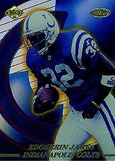 1999 Collector's Edge Masters Rookie Masters #RM12 Edgerrin James