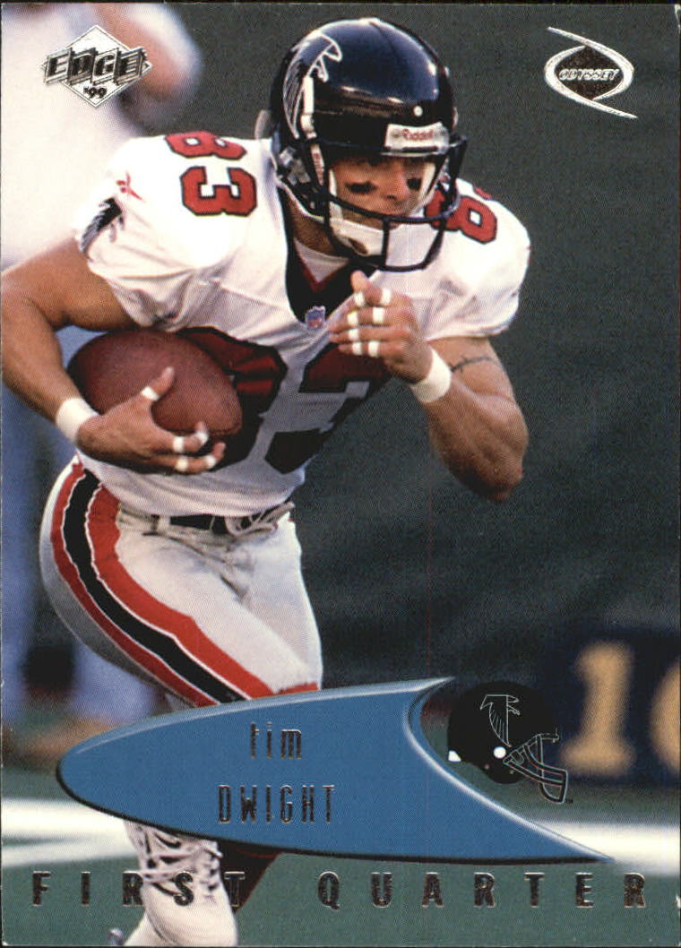 1999 Collector's Edge Odyssey #11 Tim Dwight