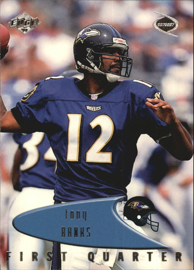 1999 Collector's Edge Odyssey #13 Tony Banks