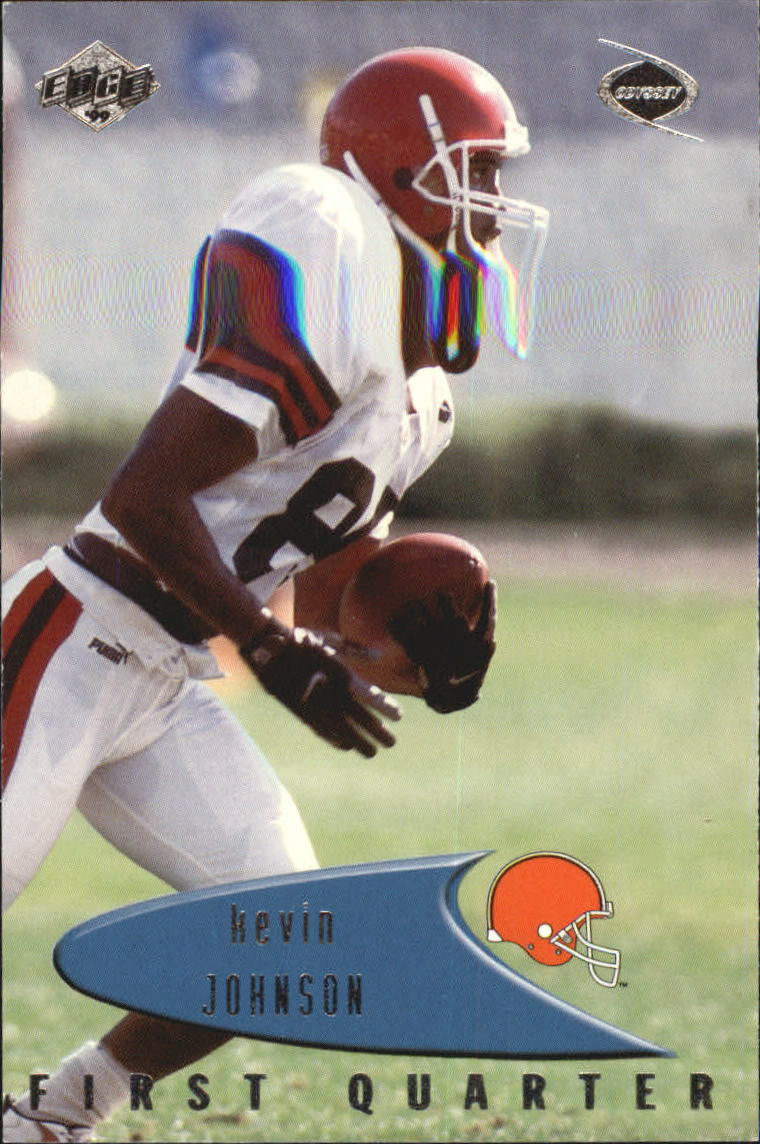 1999 Collector's Edge Odyssey #39 Kevin Johnson RC