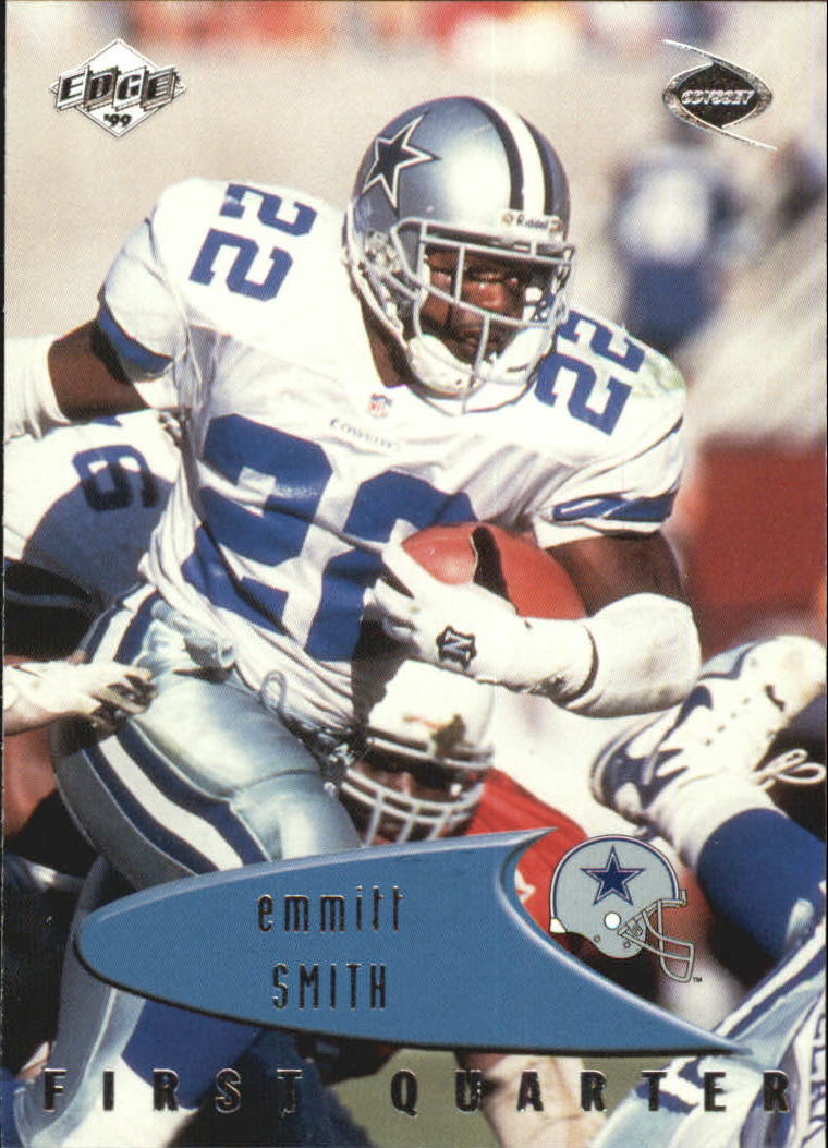 1999 Collector's Edge Odyssey #46 Emmitt Smith