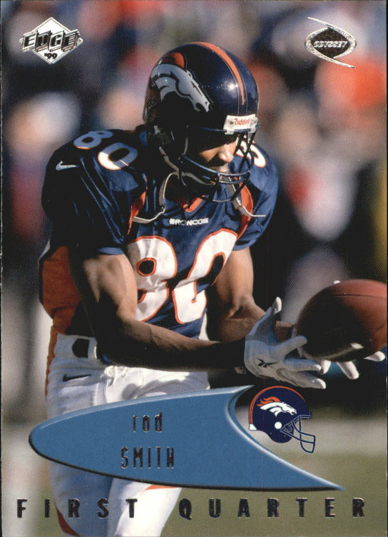 1999 Collector's Edge Odyssey #52 Rod Smith