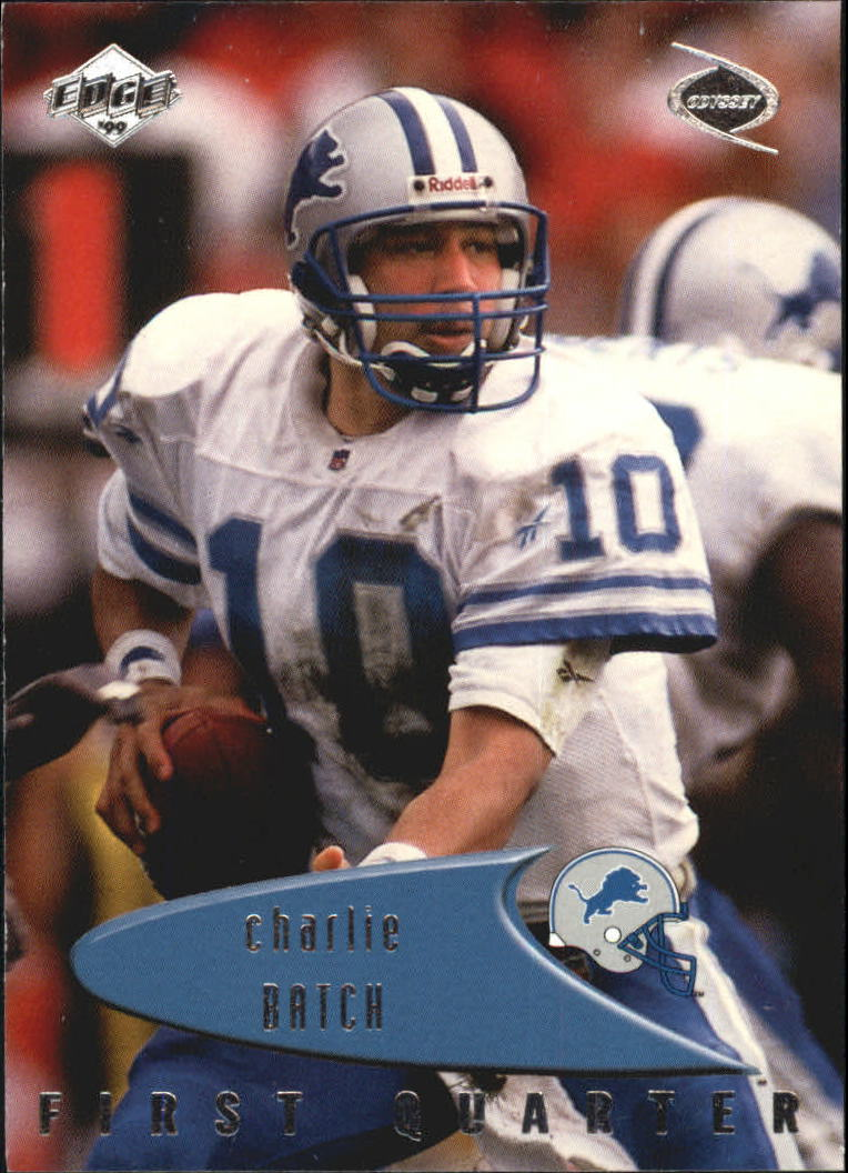 1999 Collector's Edge Odyssey #53 Charlie Batch